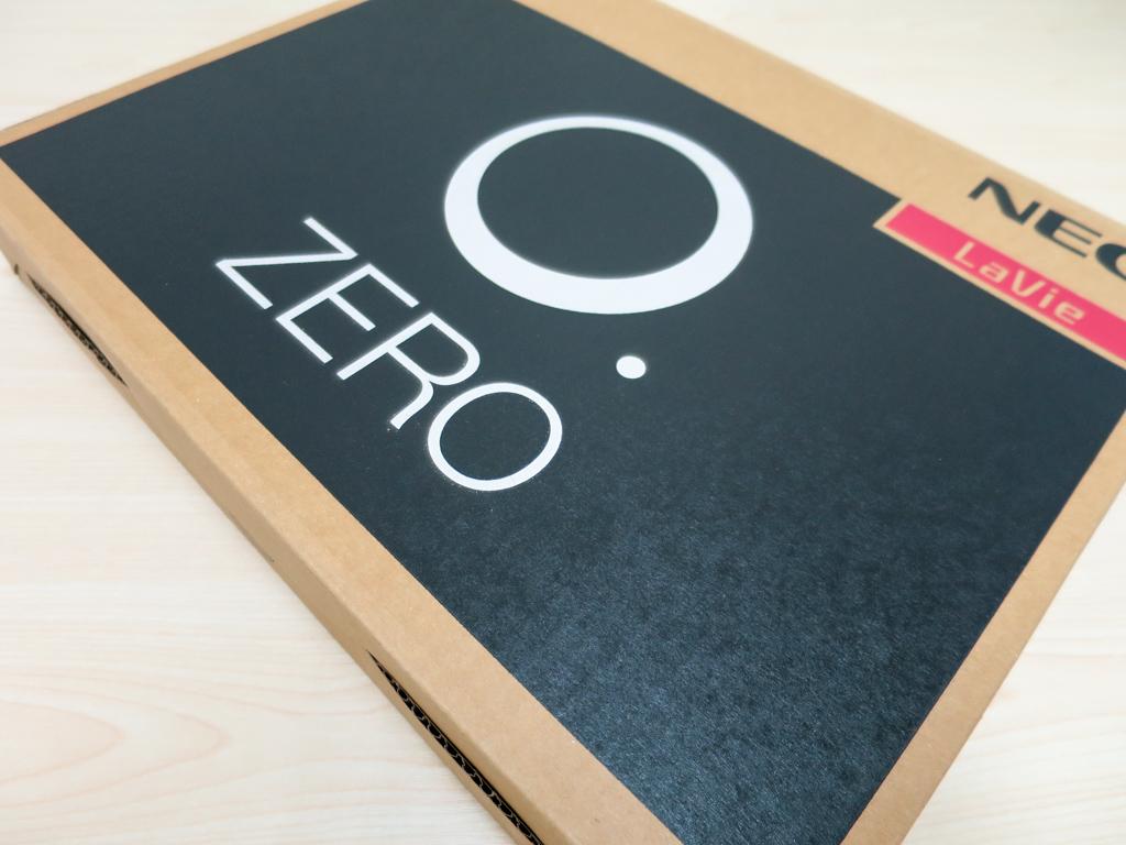 Hybrid ZEROの箱