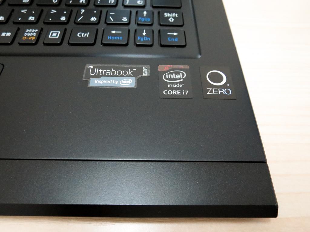 Hybrid ZERO Core i7